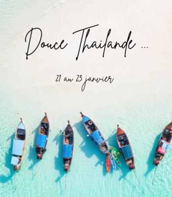 douce thailande traiteur resto